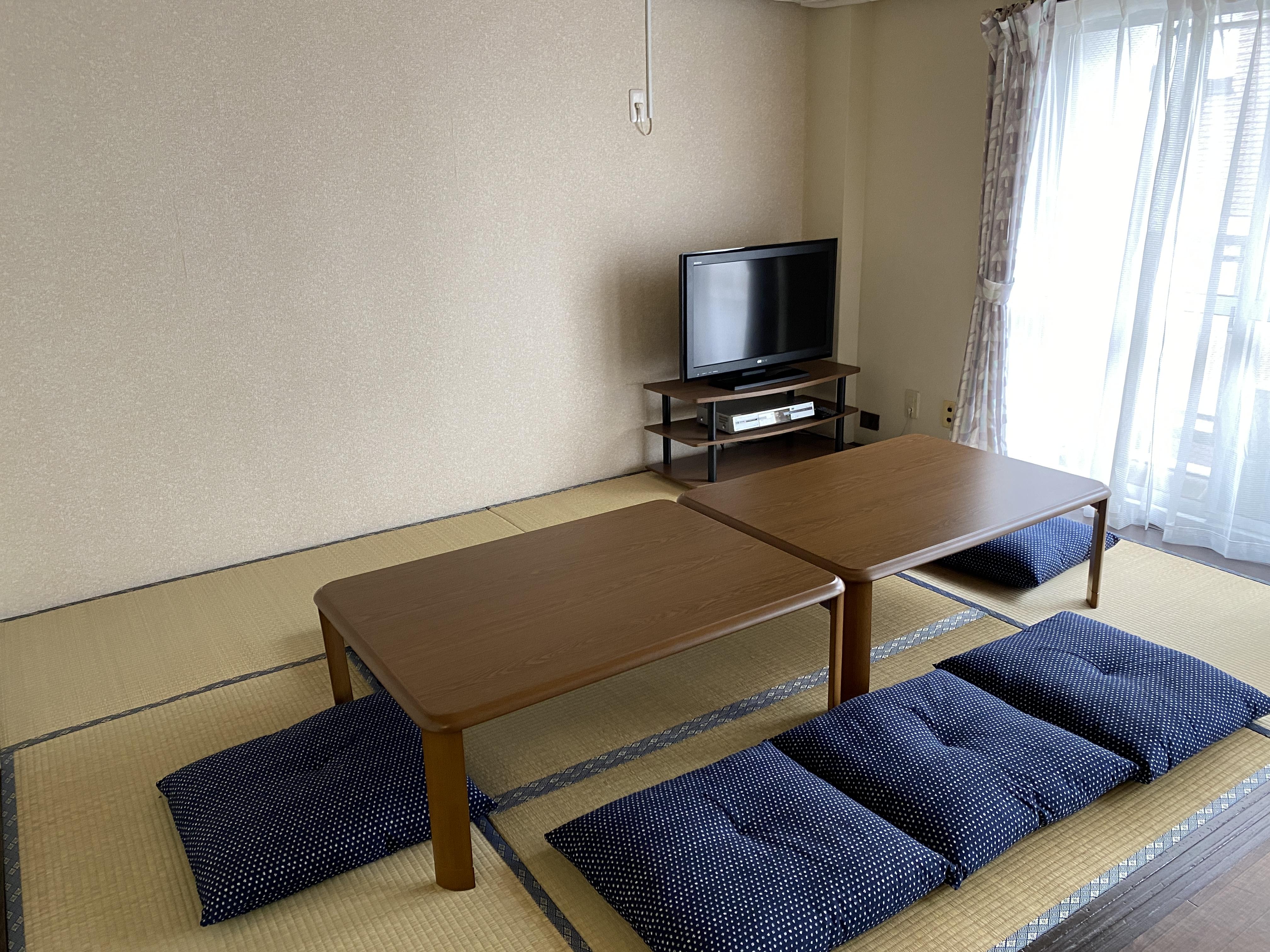 6帖の和室スペース - Coco巣鴨 3B レンタルスペースの室内の写真