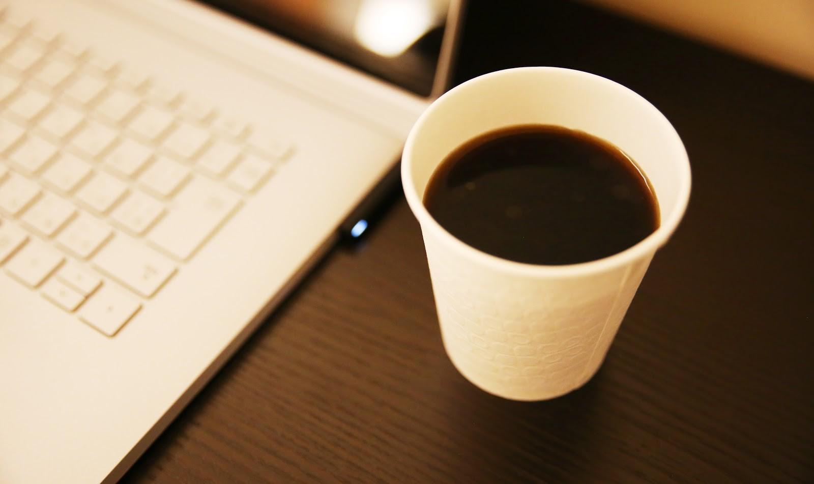 コーヒー飲み放題 - hotelzentokyo ワーキングブース #1の室内の写真