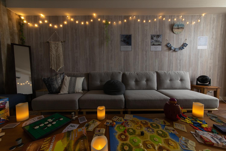 118_MOLE錦糸町 カリフォルニアンスペースの室内の写真