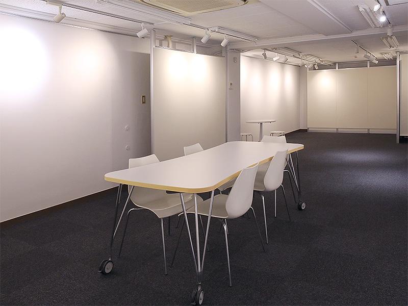 【アジギャラリー】室内 - アジギャラリー 多目的スペース の室内の写真