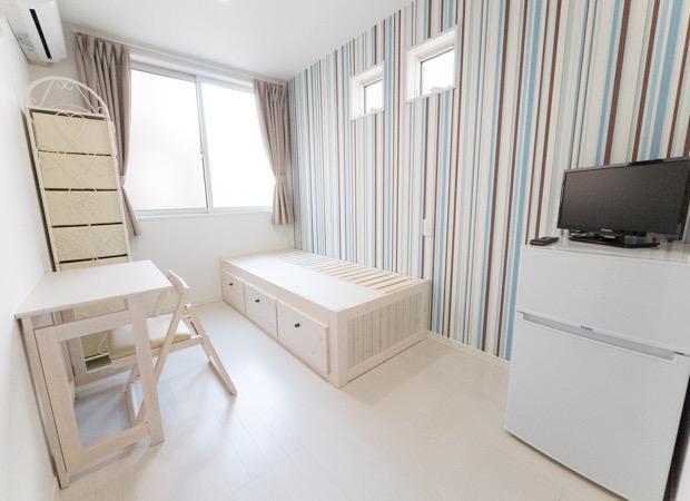 竹ノ塚Ⅵ 101号室の室内の写真