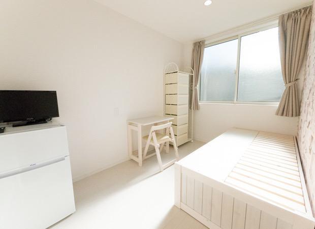 竹ノ塚Ⅵ 201号室の室内の写真
