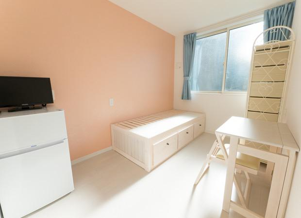 竹ノ塚Ⅵ 205号室の室内の写真