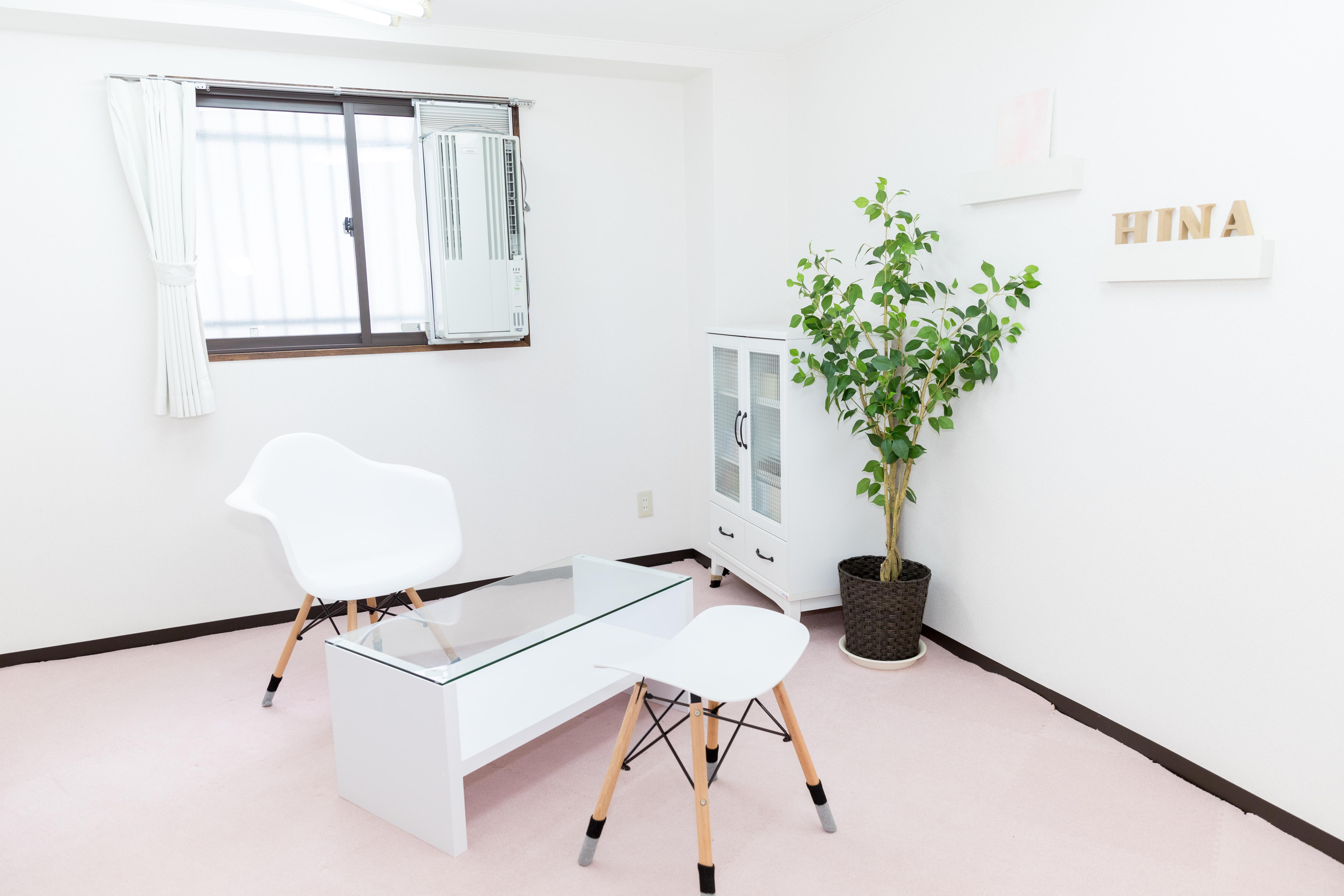 オリーブケアヒナ吉祥寺サロン RoomBの室内の写真