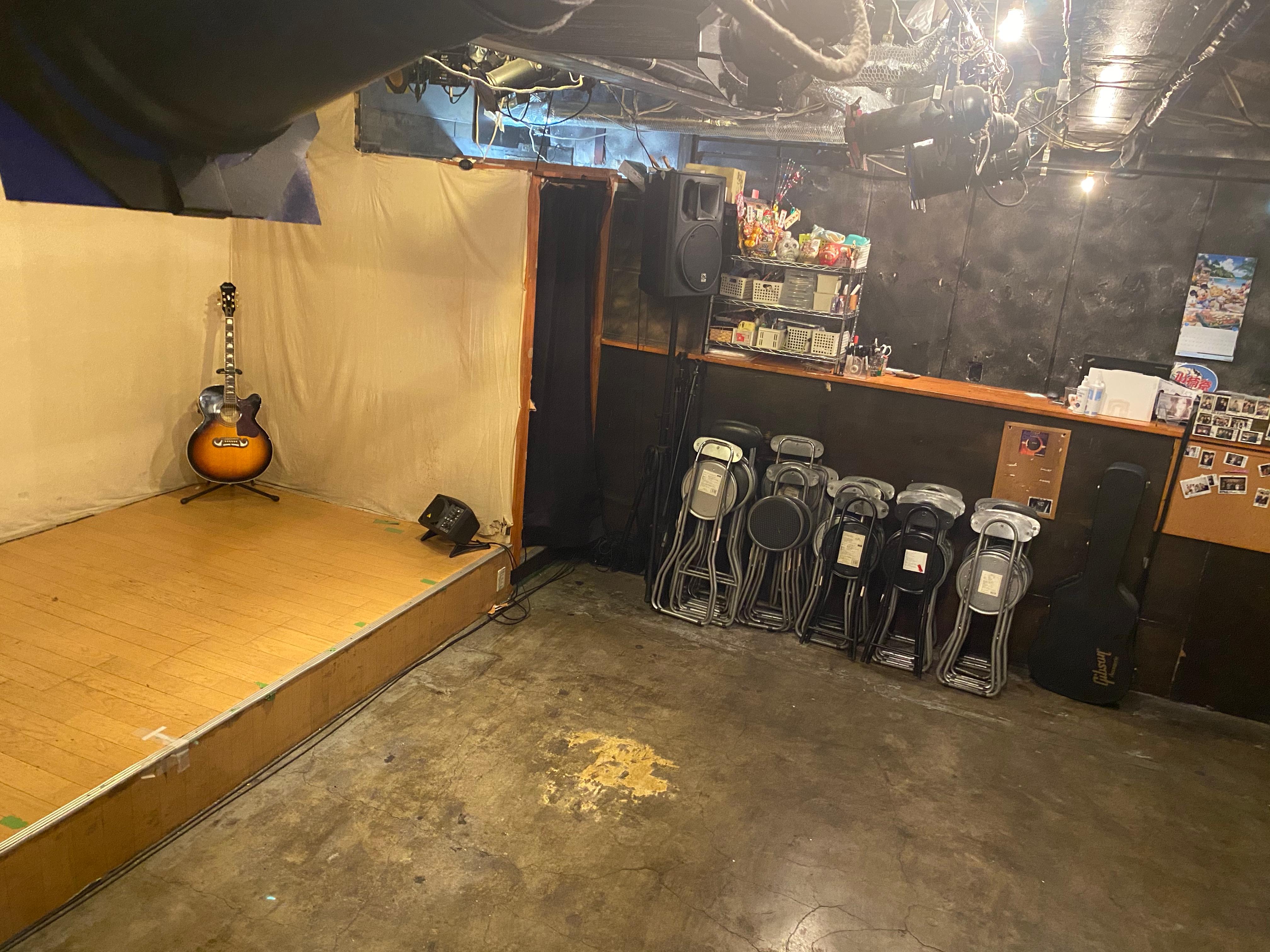 通常時 - 新大久保KPL イベントスペース、貸しスペースの室内の写真
