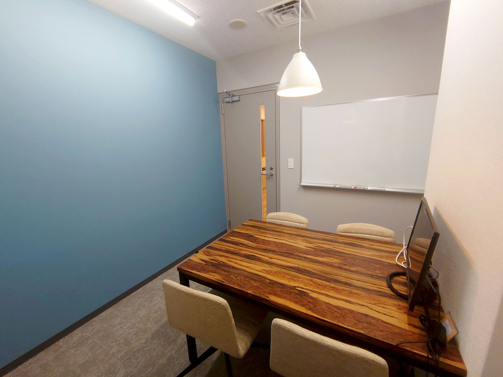 室内写真 - 新橋ワークショップ会場 小会議室 Futureの室内の写真