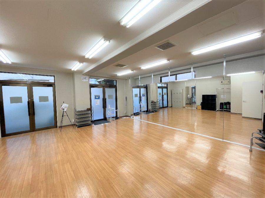 スタジオ内1 - れんたるスタジオMINT レンタルスタジオ 1階の室内の写真
