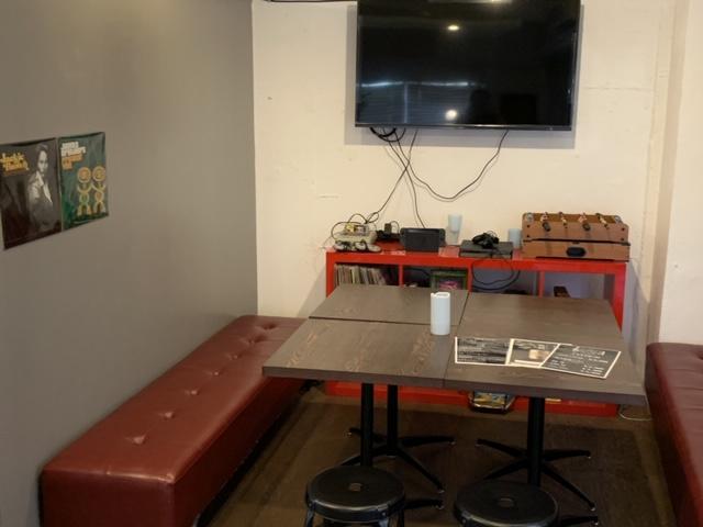 cafe&bar no name カフェ&バーノーネームの室内の写真