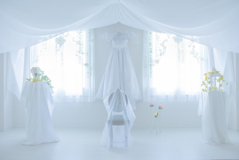 自然光の美しいスタジオです。 - レンタルフォトスタジオSORA レンタルフォトスタジオ宙の室内の写真