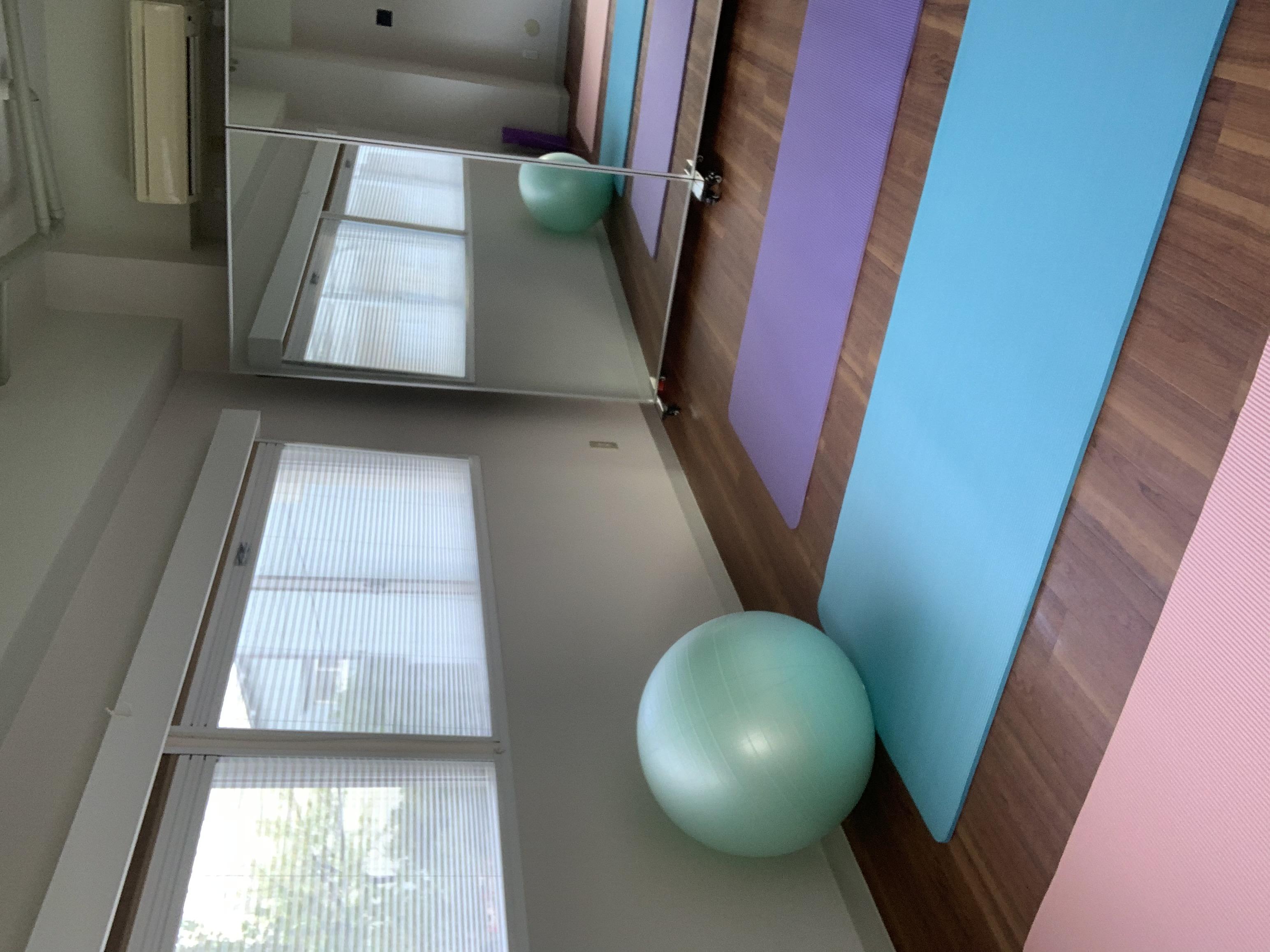 ヨガ用スベース - wingsky Tokyo 9号室の室内の写真