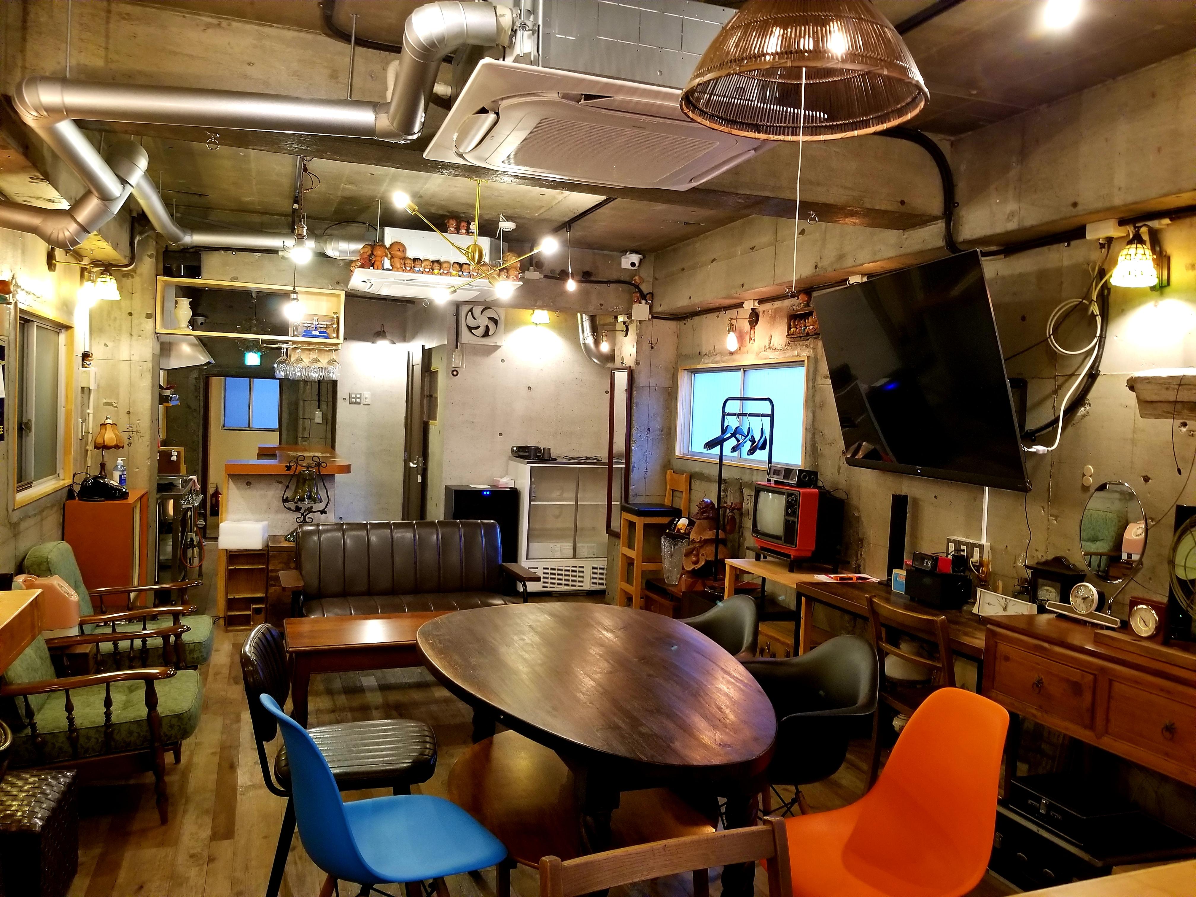 レンタルスペース撮影スタジオ丸苑 丸苑多目的スペース(3F)の室内の写真