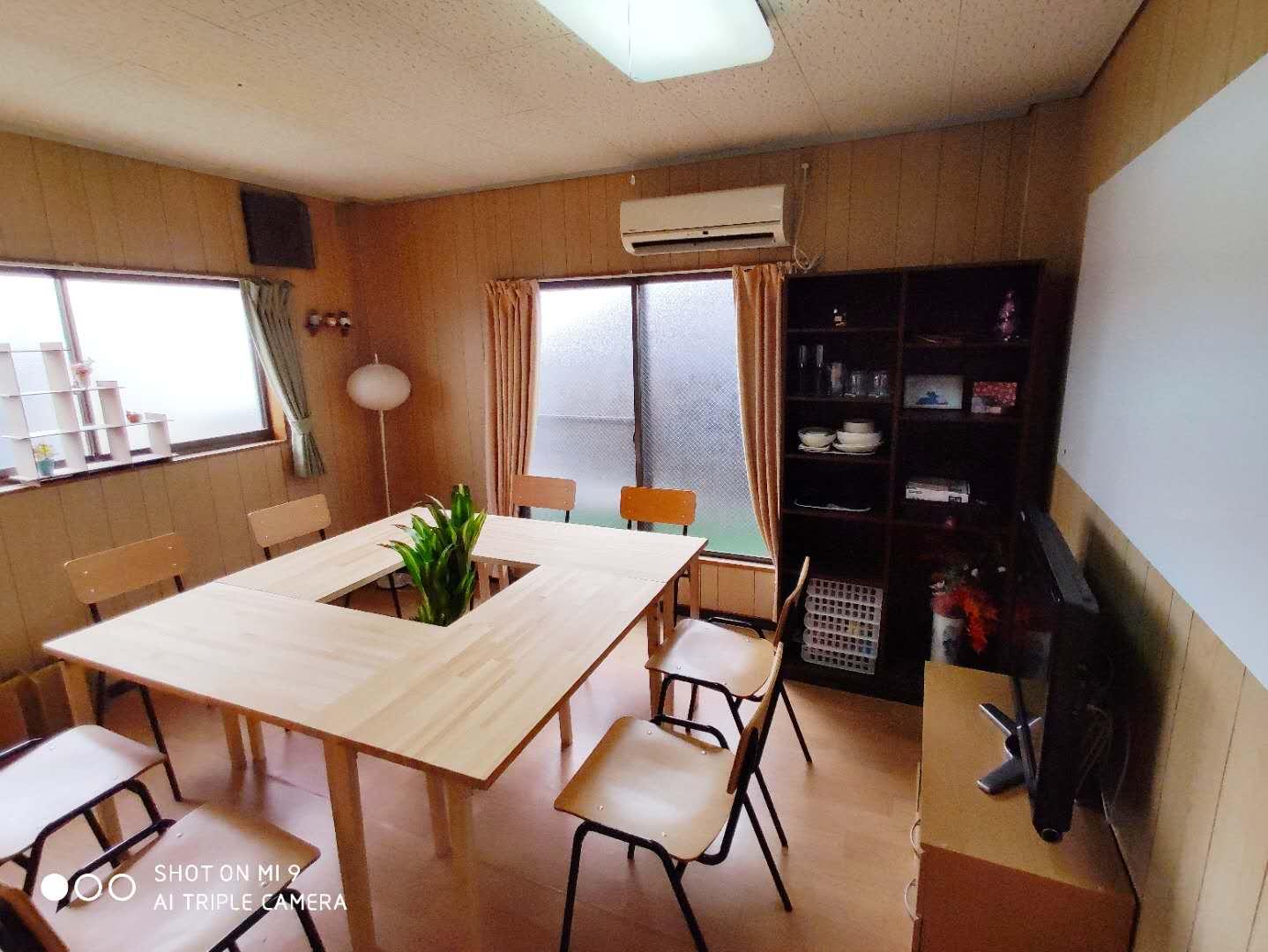 遊泊寺田町レンタルスペース 遊泊寺田町多目的スペースの室内の写真