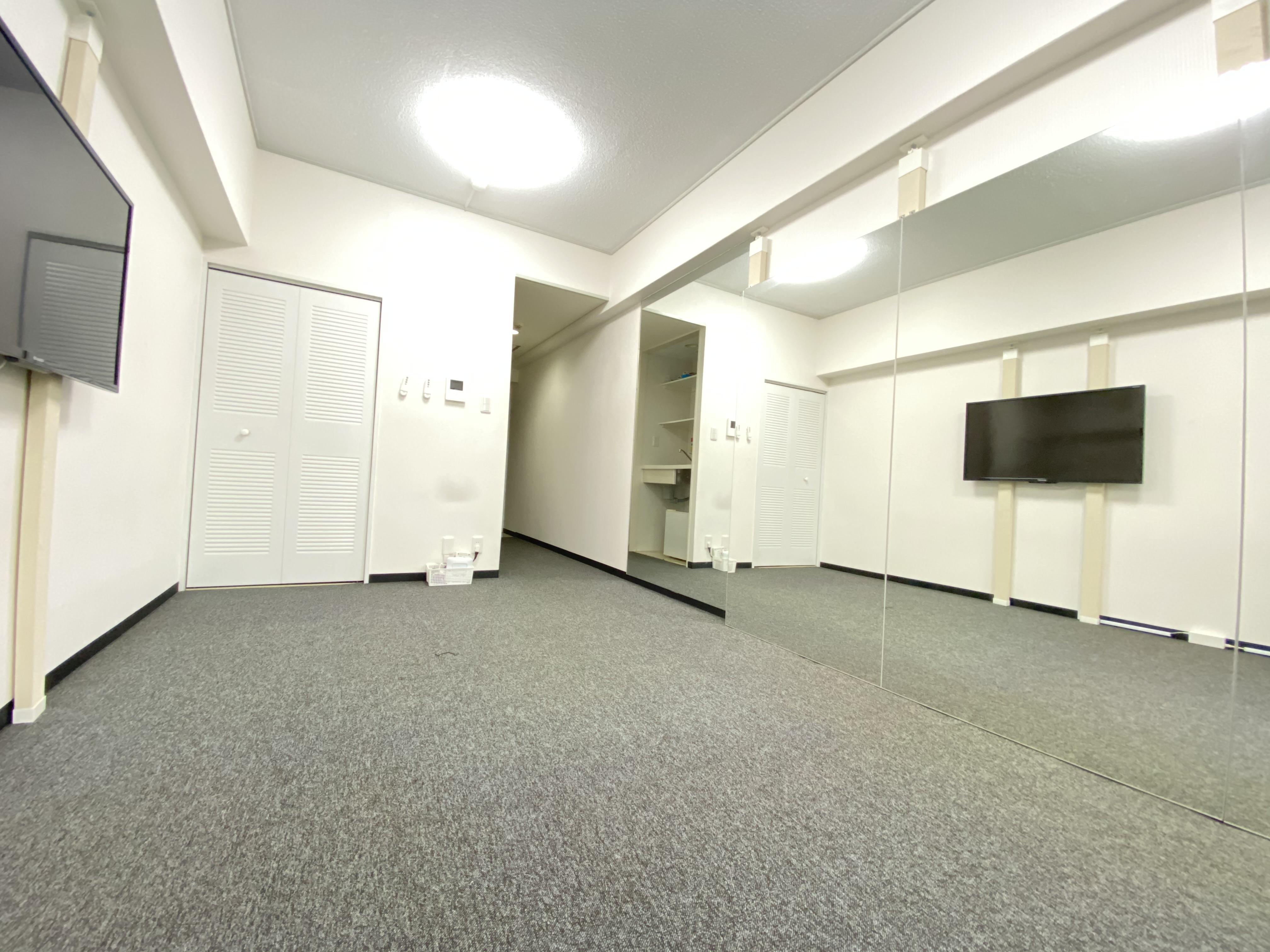 お気軽スタジオ心斎橋stepの室内の写真
