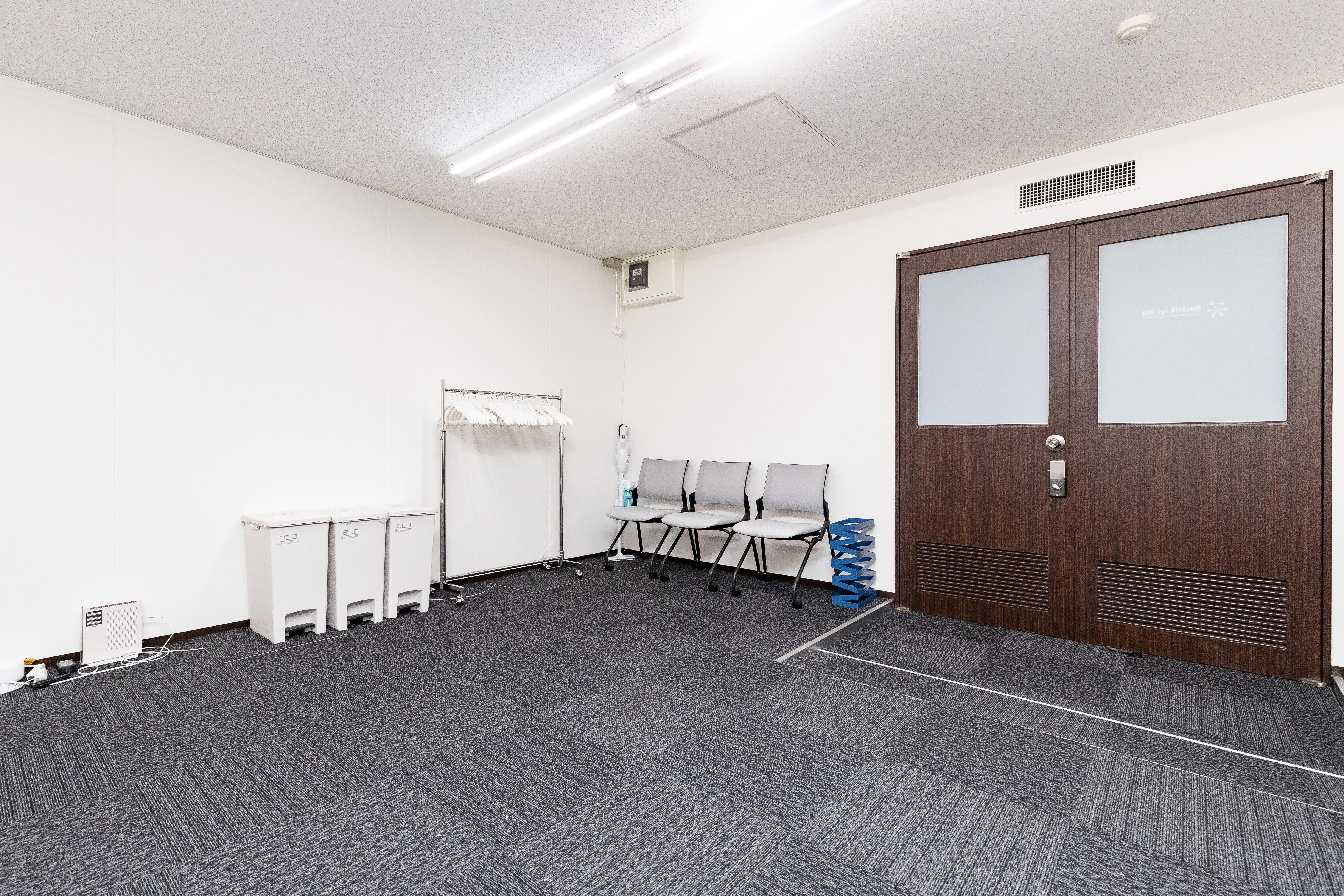 広々とお使いいただけます。 - 大阪駅前第1ビル 6F 5-2 会議室の室内の写真