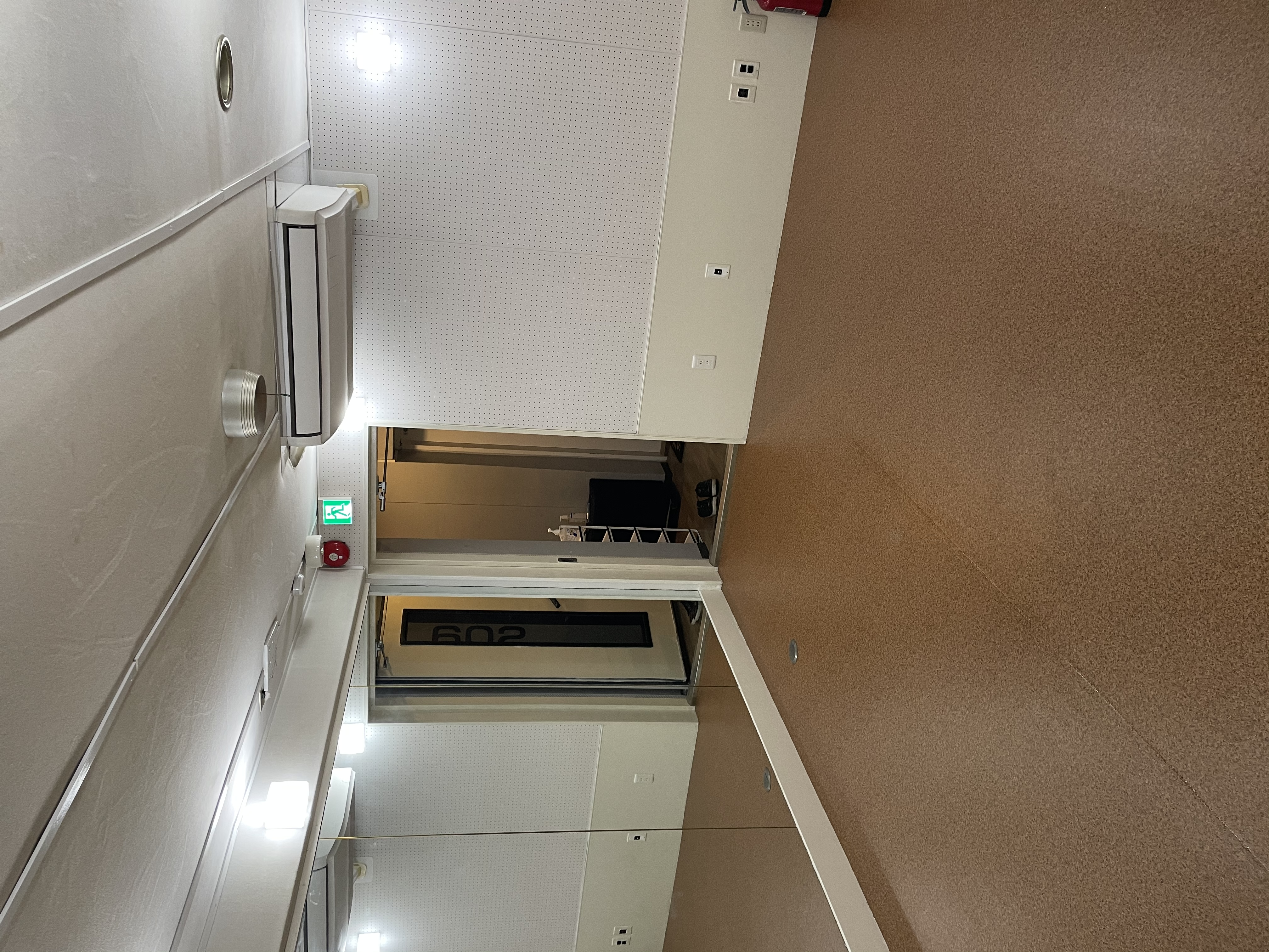 防音のお部屋になります。 - MIBビル 602号室 レンタルスタジオ602号室の室内の写真