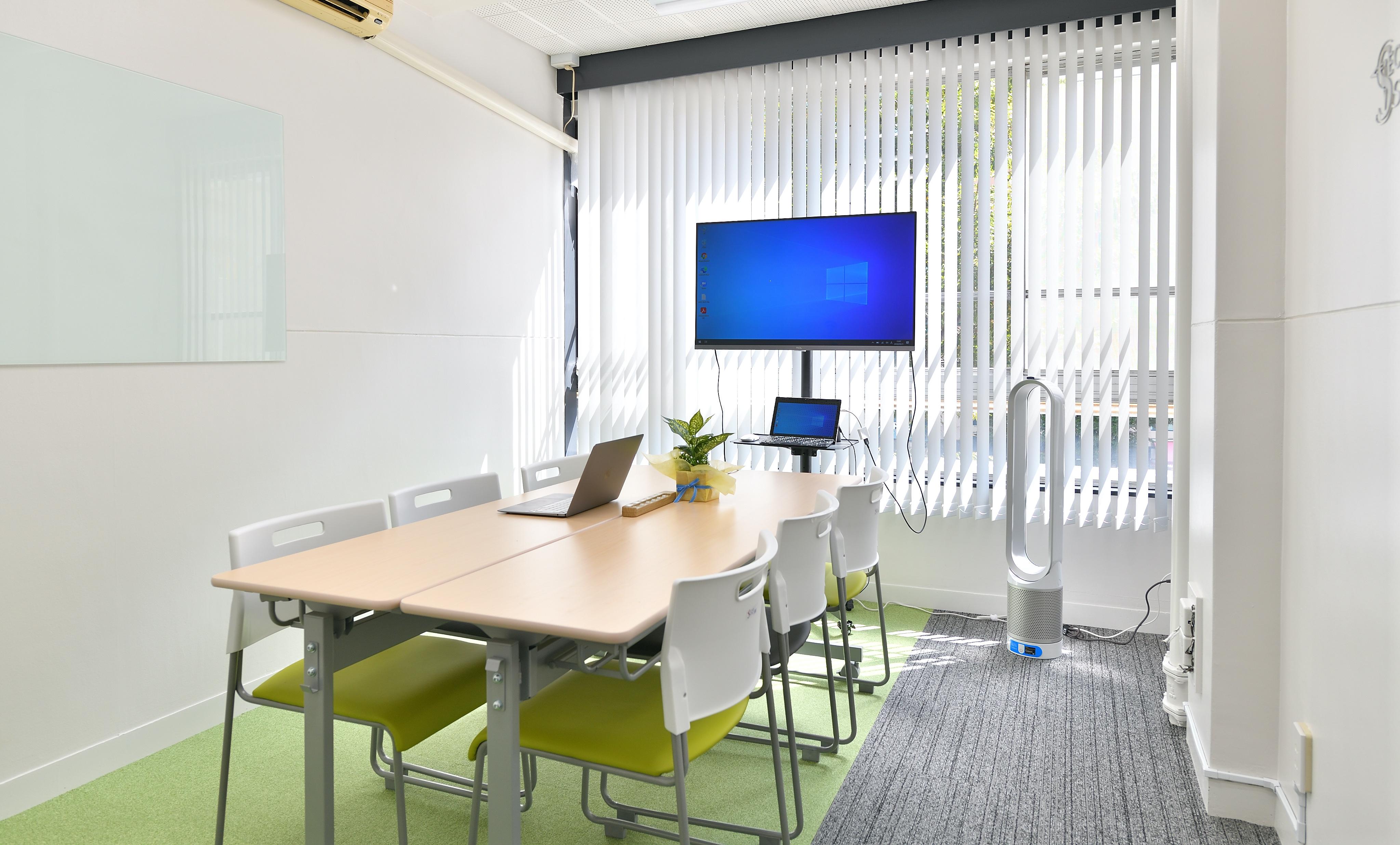 通常会議スタイル - セカンズスペース浜松の室内の写真