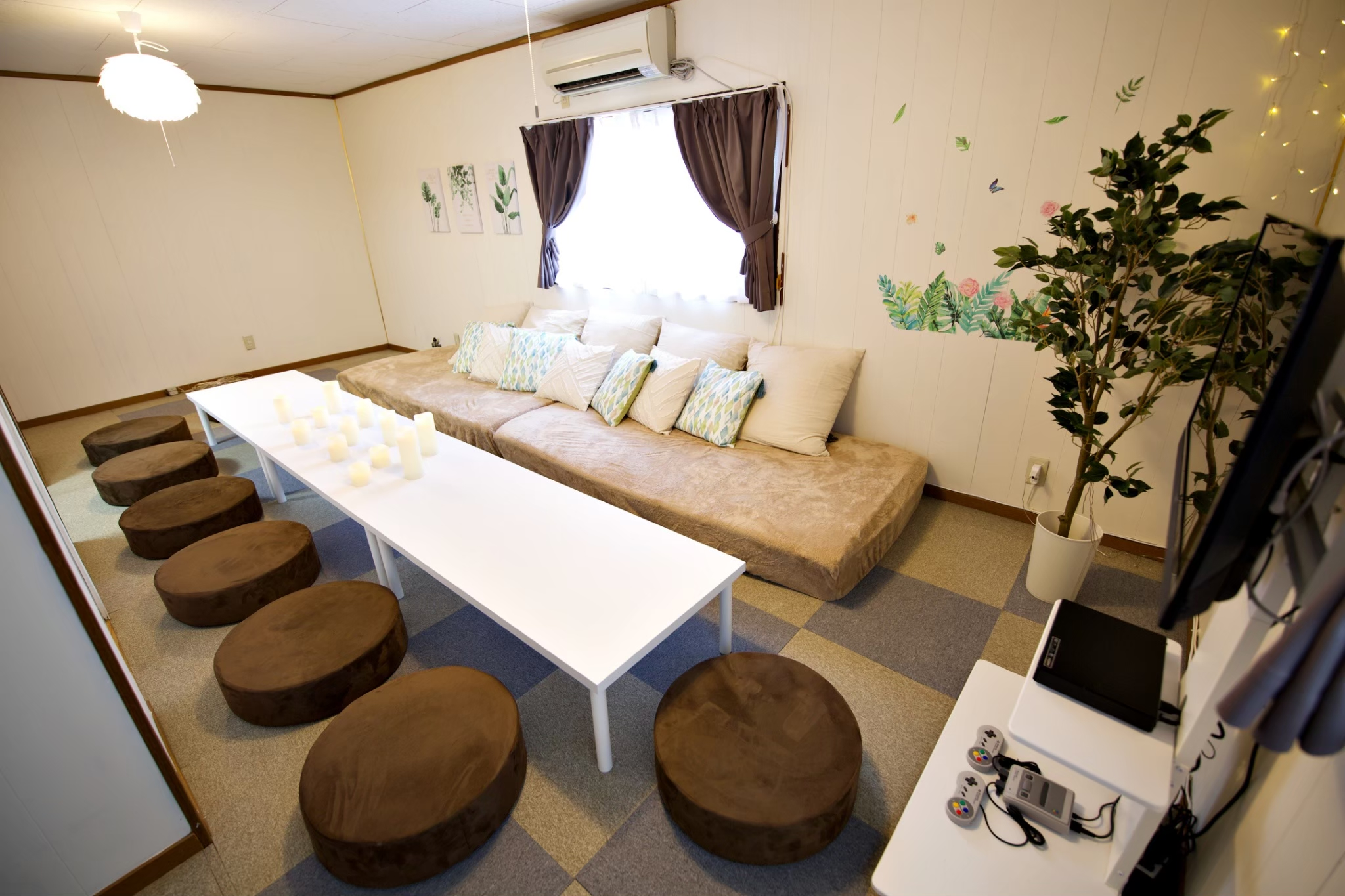 SP124 SHIBUYA SP124 シェアスペの室内の写真