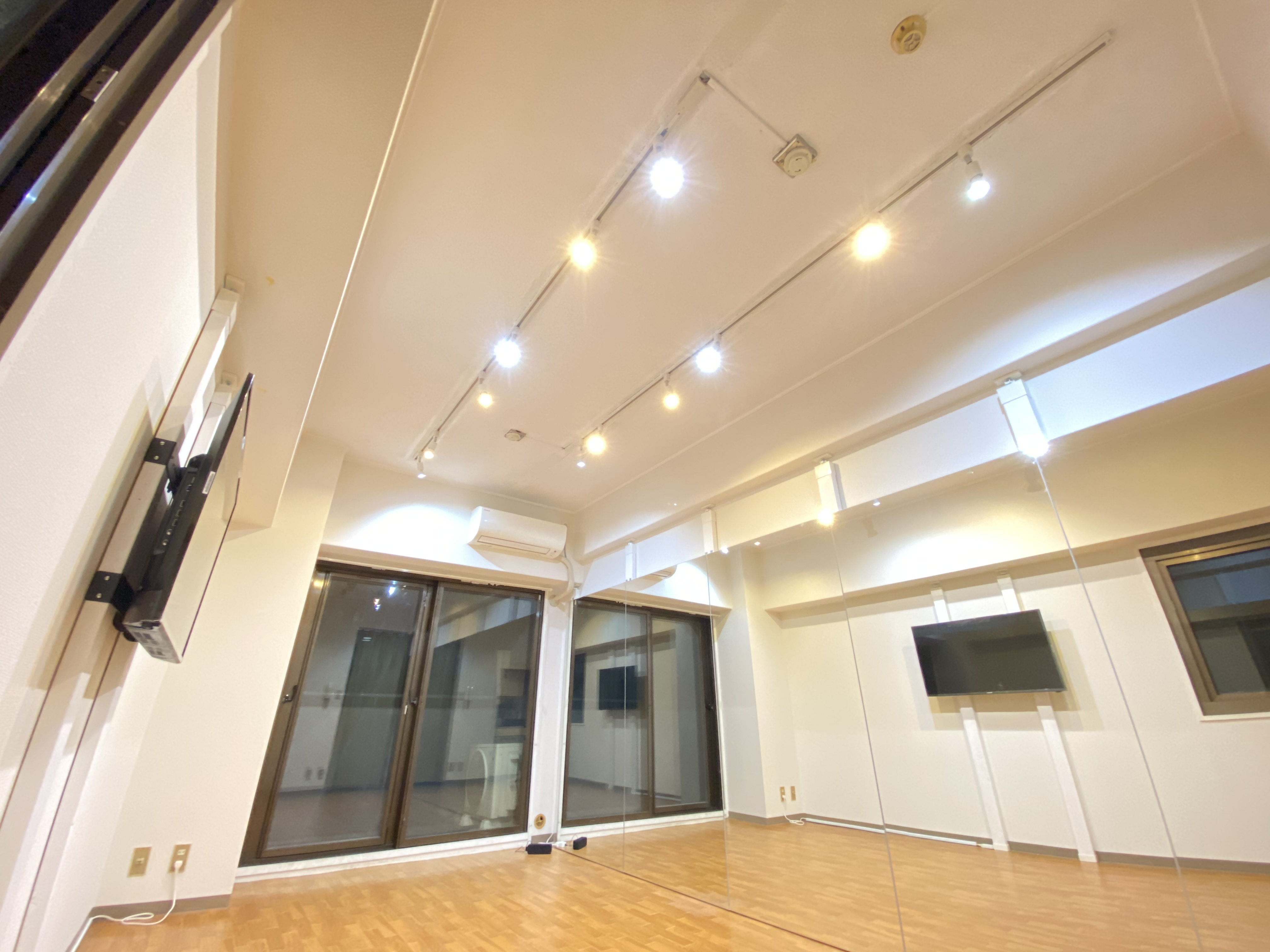 お気軽スタジオ心斎橋beat お気軽スタジオbeatの室内の写真