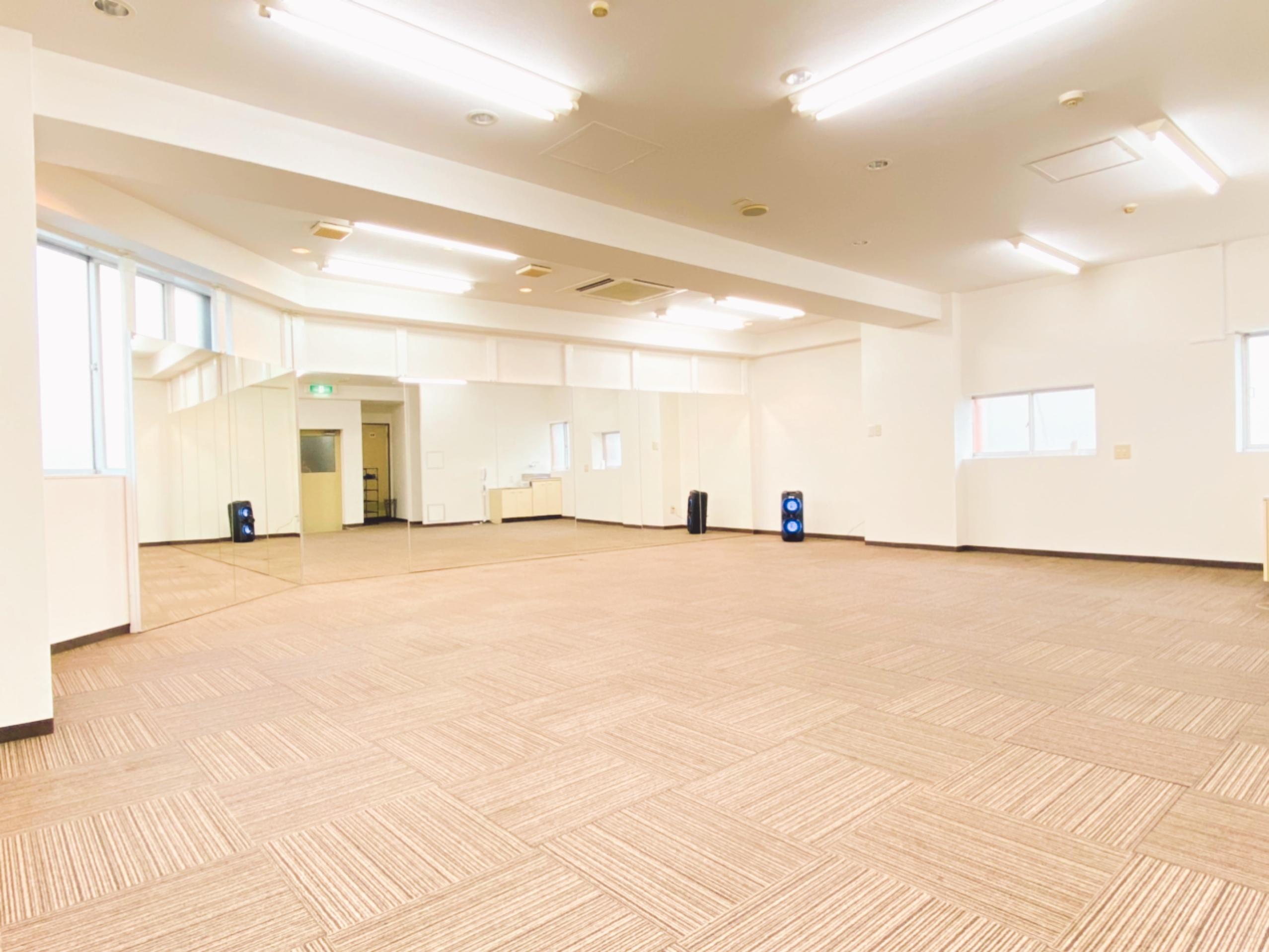 お気軽スタジオ梅田南の室内の写真