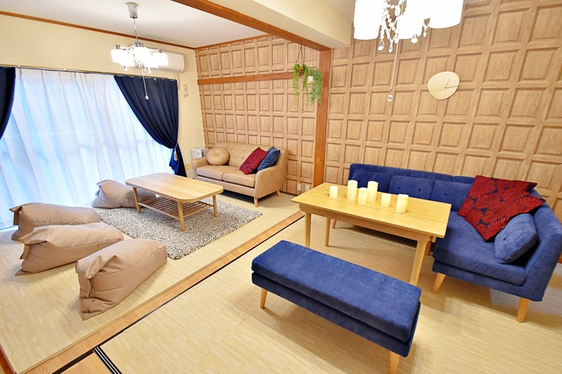 SP264 SHARESPE シェアスペpeace仙台の室内の写真