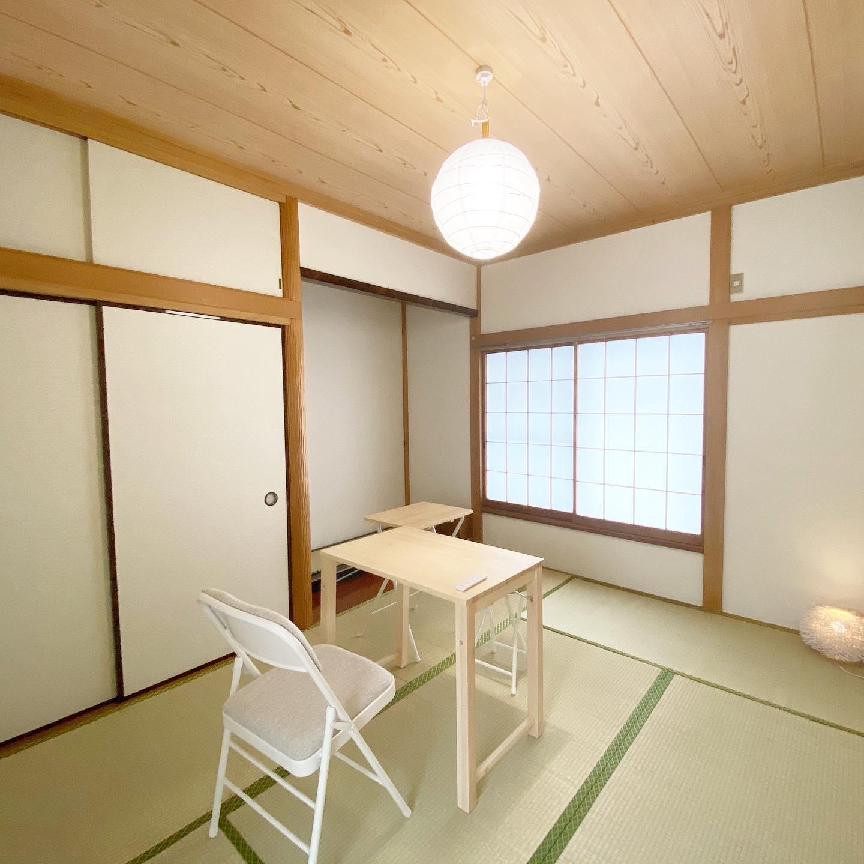 サロン・ド・ラズリ 和室の室内の写真