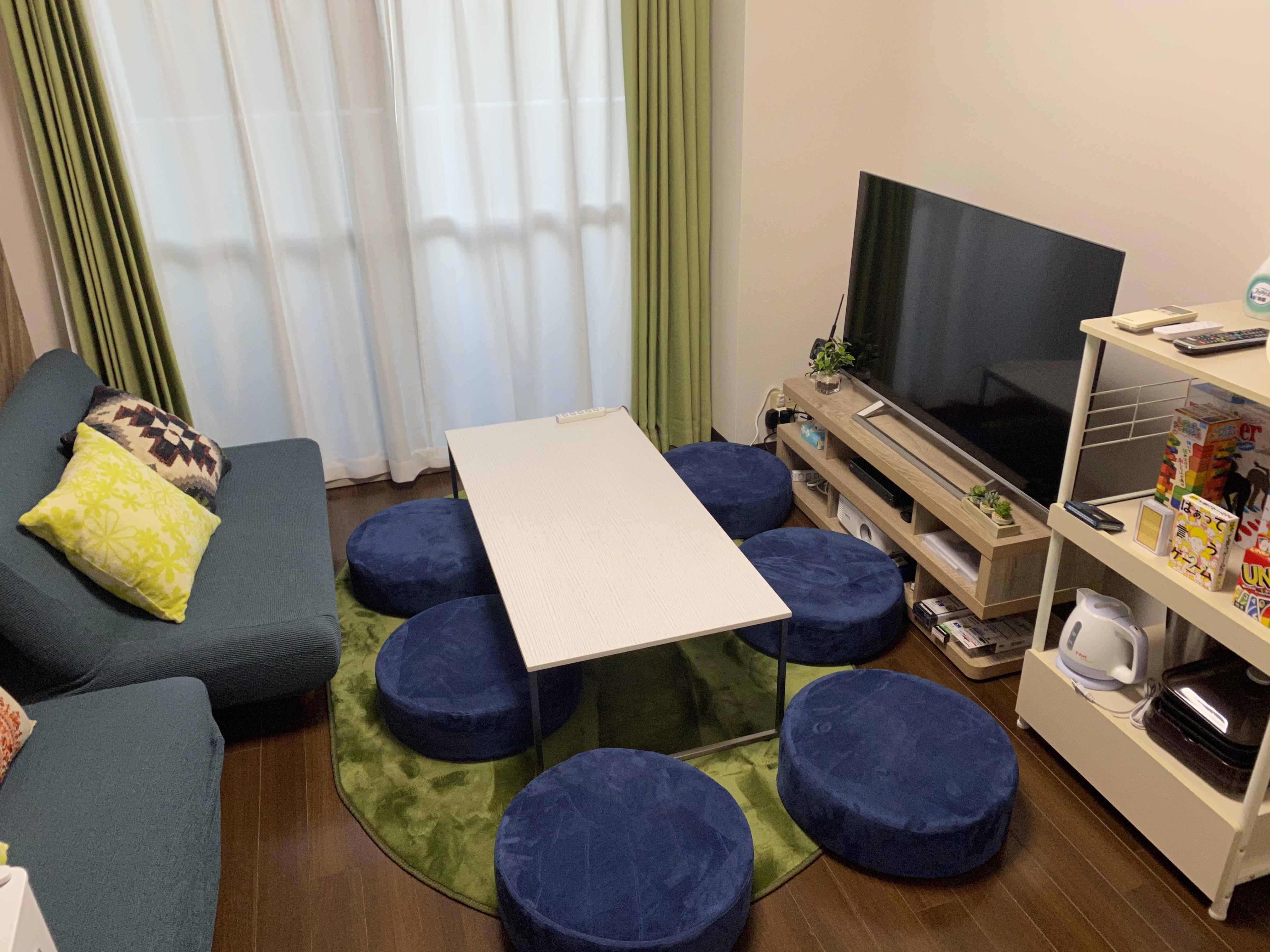 クロネコスペースの室内の写真