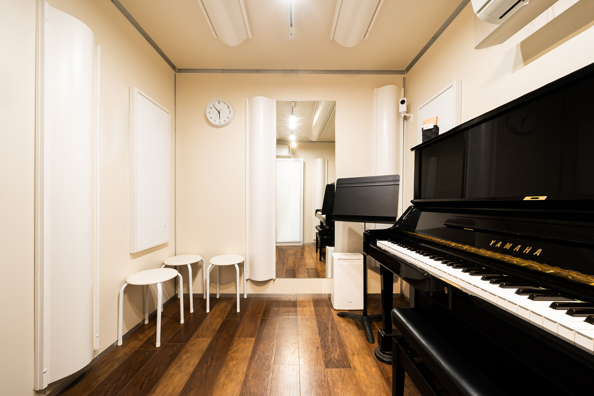 KMA音楽スタジオ 【C studio】の室内の写真