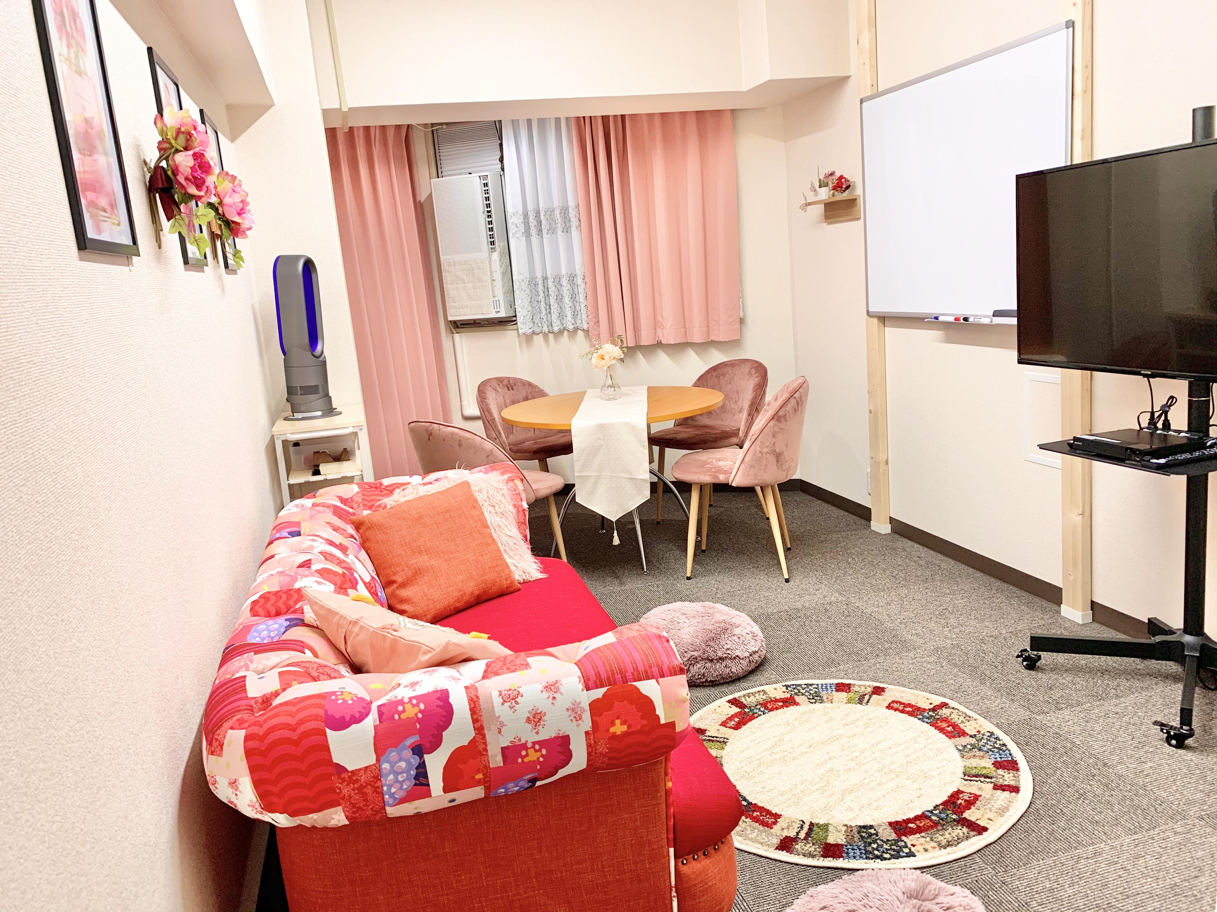 レディ☆リビングオフィス リビングオフィスの室内の写真