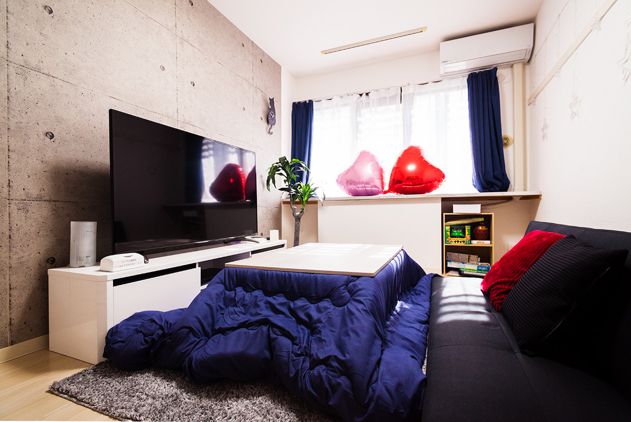 東新宿ソルシアの室内の写真