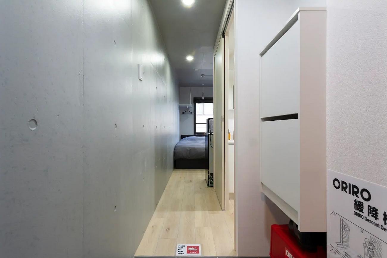 新築マンションのスペース貸! 【駒込】ワンルームレンタルの室内の写真