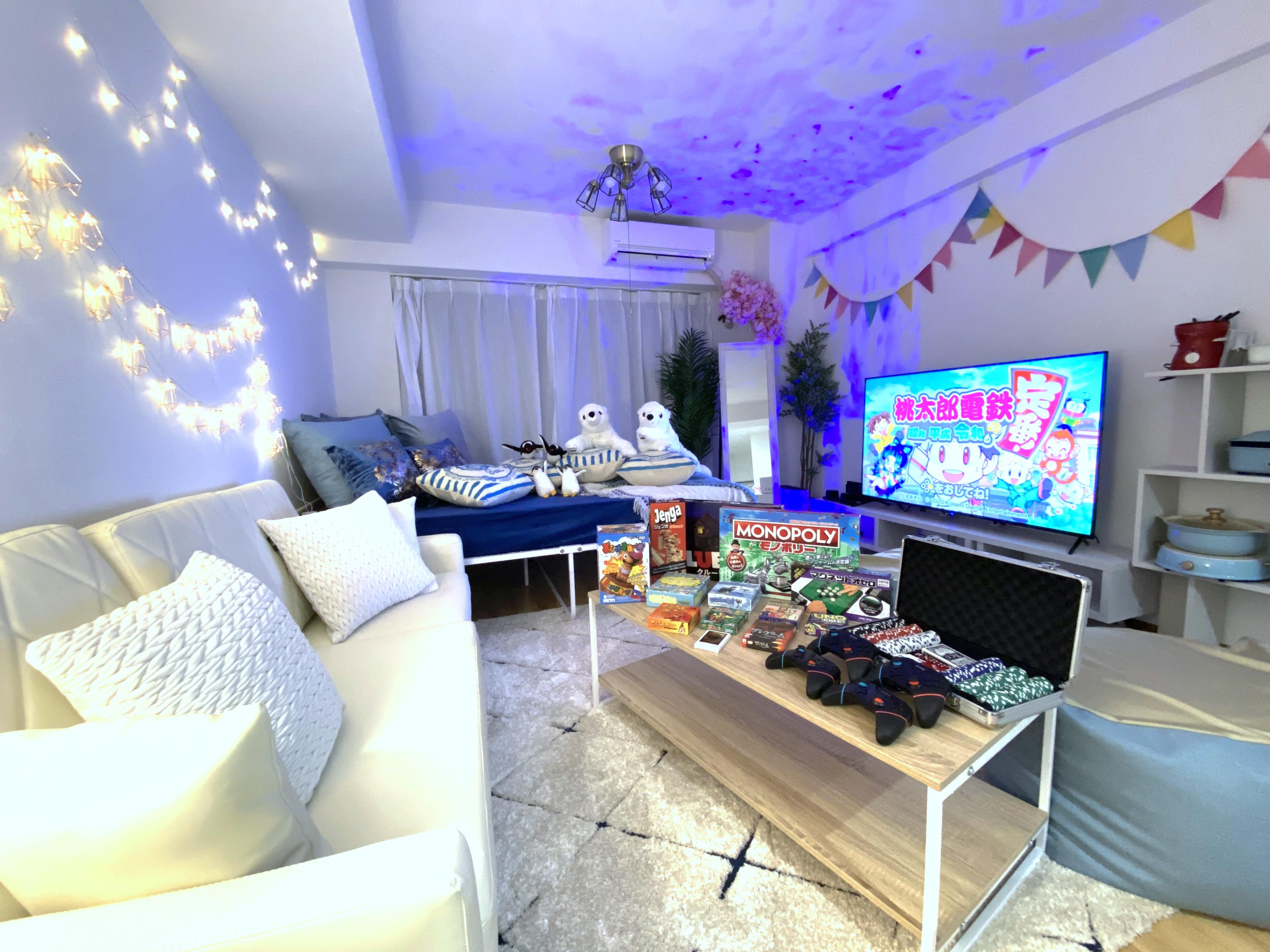 147_CasaBlan梅田の室内の写真