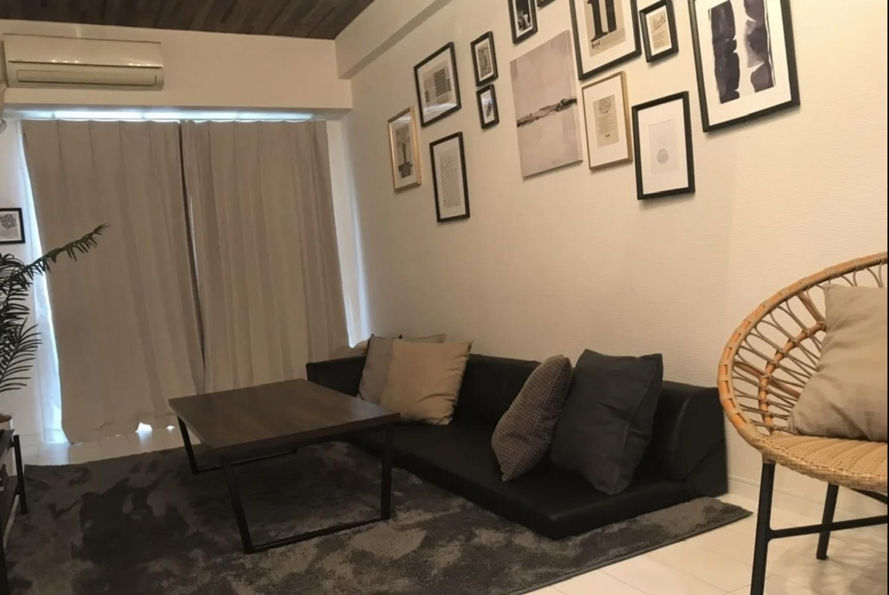 ゆったりとできるスペースです - レンタルスペース【ルームルーム】 レンタルスペースルームルームの室内の写真