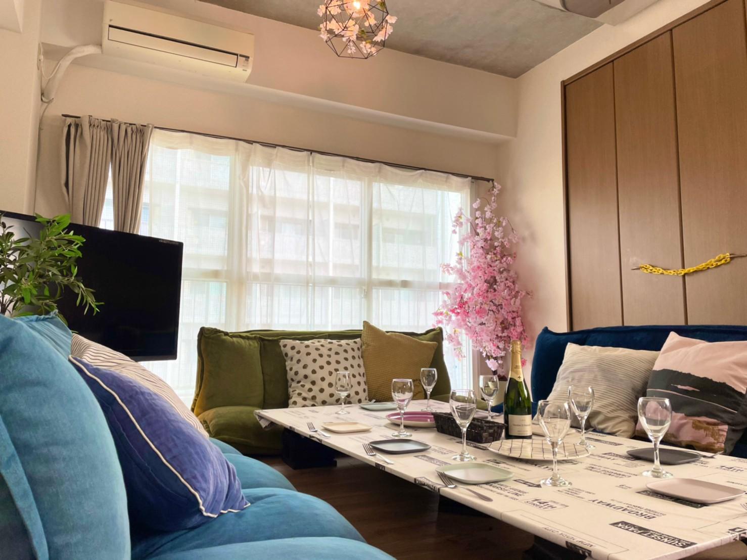 リノスペ高輪 多目的スペースの室内の写真
