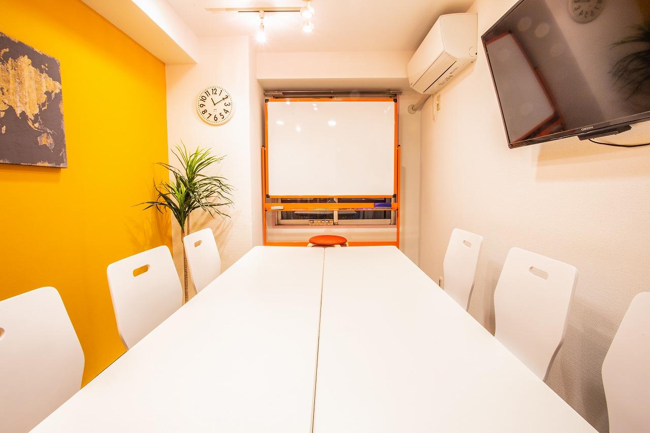 アルベルゴ上野 ふれあい貸し会議室 上野Aの室内の写真