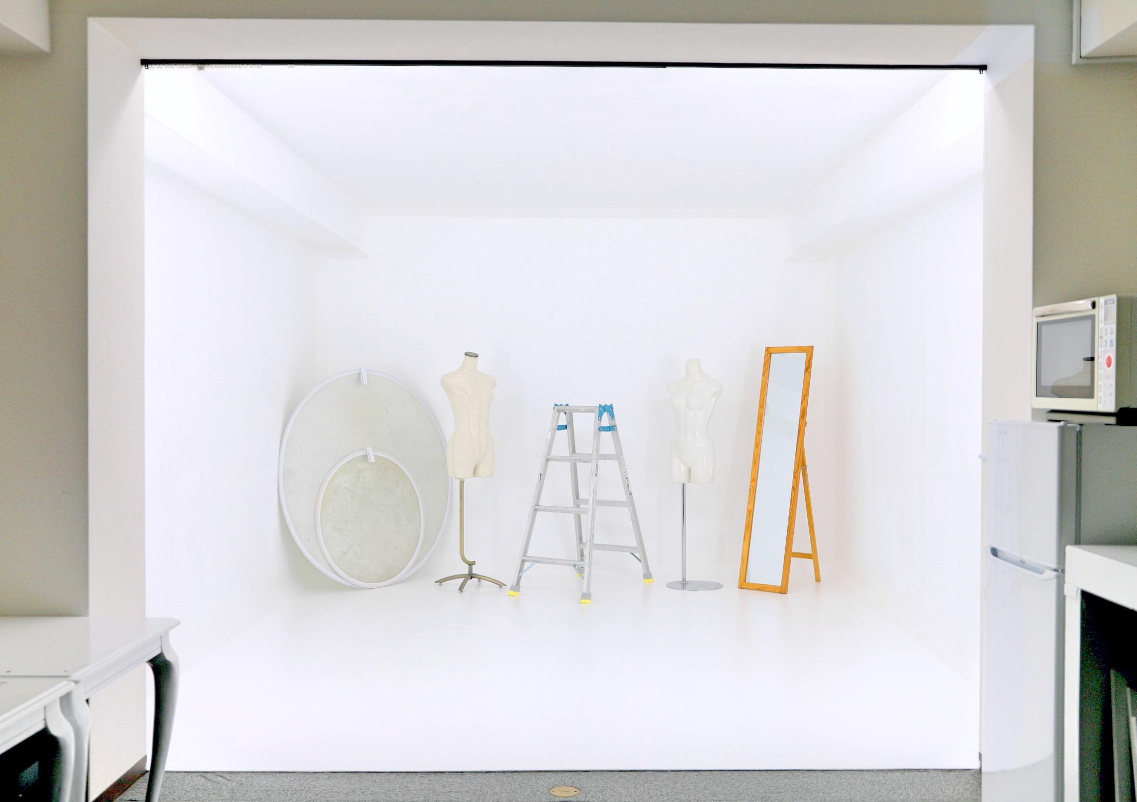アイキースタジオ 動画撮影スタジオの室内の写真