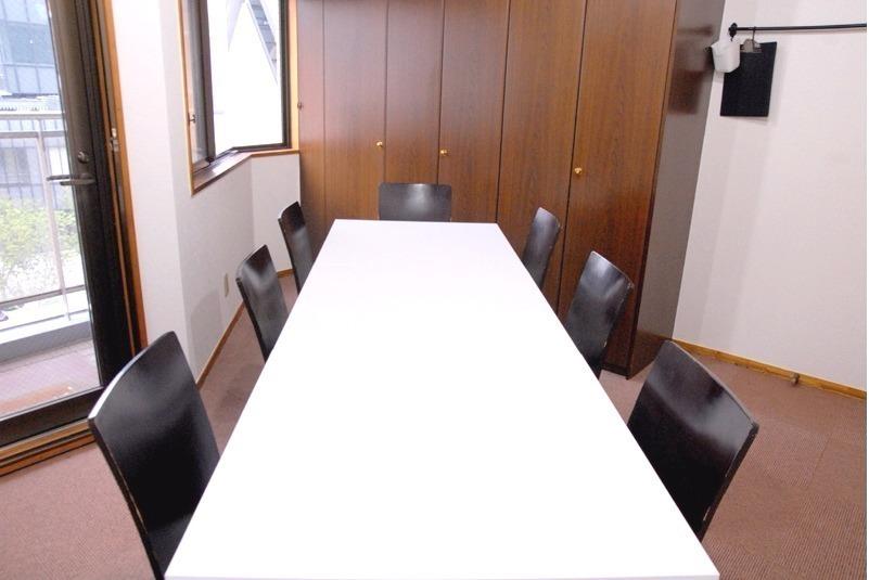 NATULUCK飯田橋西口駅前店 中会議室の室内の写真