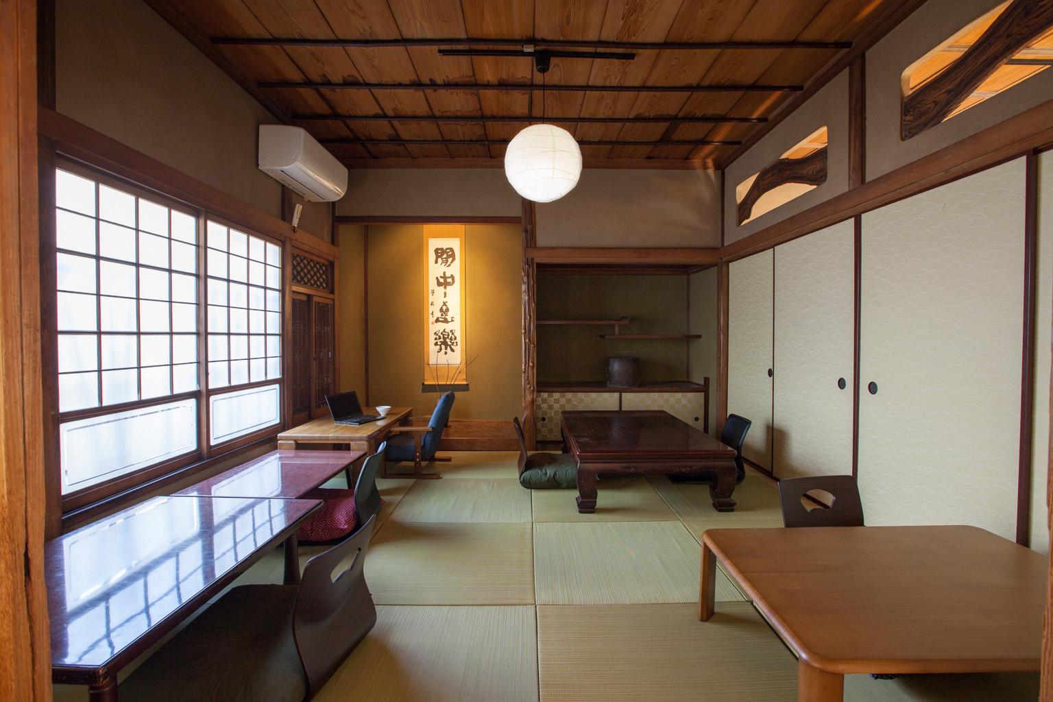 東京・町屋「アイビーカフェ町屋」 room4/和室の室内の写真