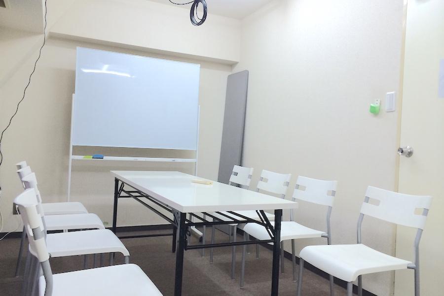 渋谷センター街会議室 個室会議室Bの室内の写真