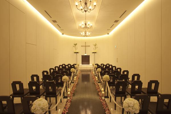 リストランテ・クロノス 多目的スペースの室内の写真