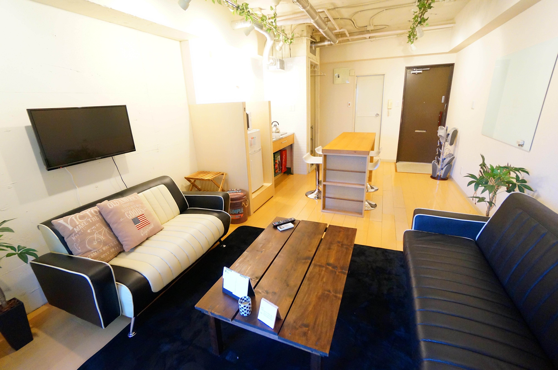 【ゼブラスペース】 お洒落スペース♡パーティープランの室内の写真