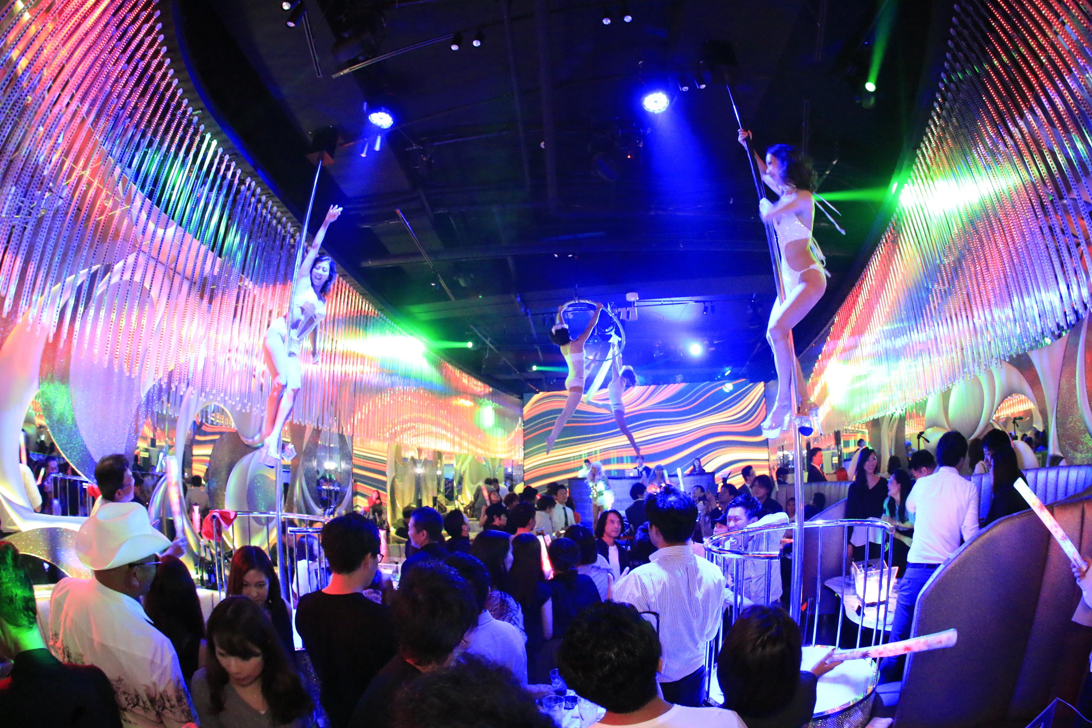 パーティースペース イベントスペースの室内の写真