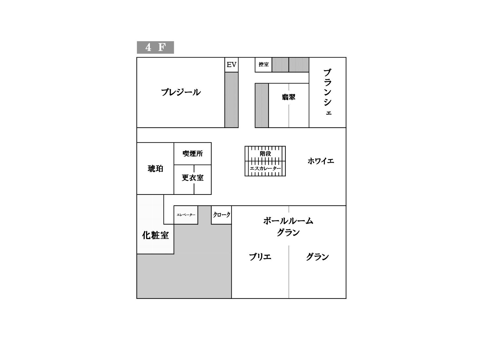 ダイワロイネットホテル和歌山 ボールルーム(着席)の室内の写真