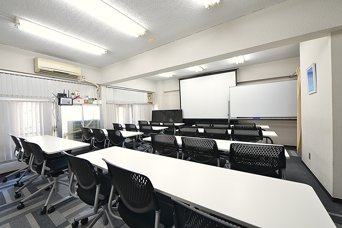 お気軽会議室 チサンM第3名古屋 Share8P『ランダム』の室内の写真