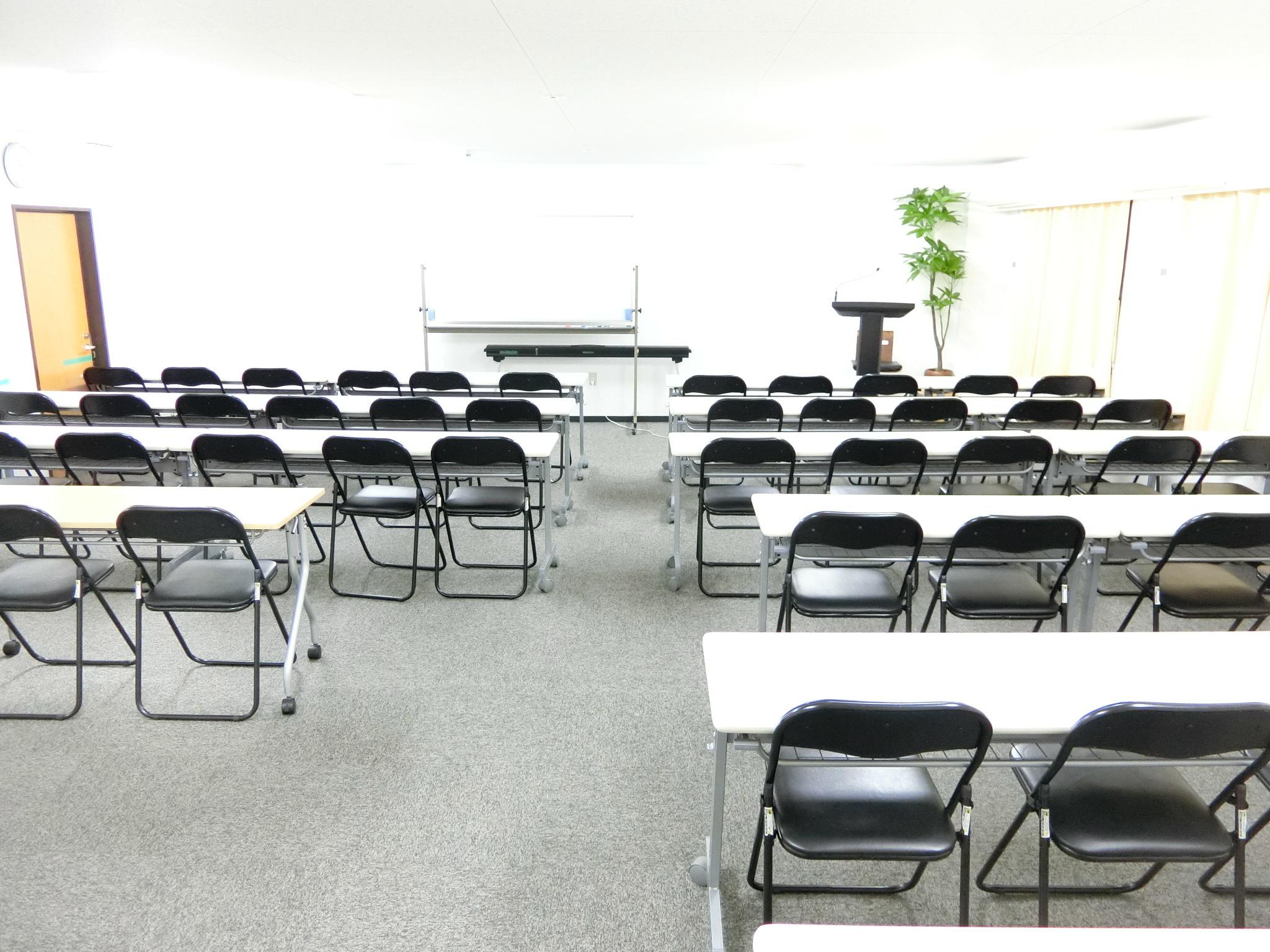 THE貸会議室☆淀屋橋 53人貸会議室3階308号室の室内の写真
