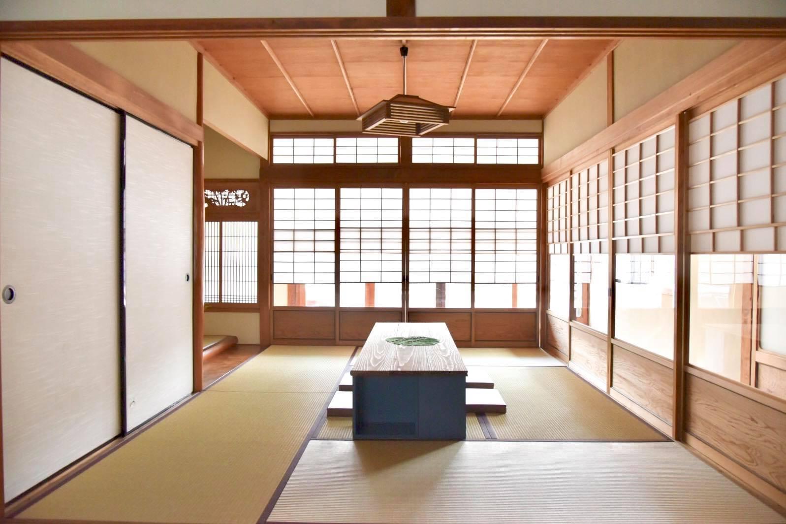 Luana ベース 和室 多目的スペースの室内の写真