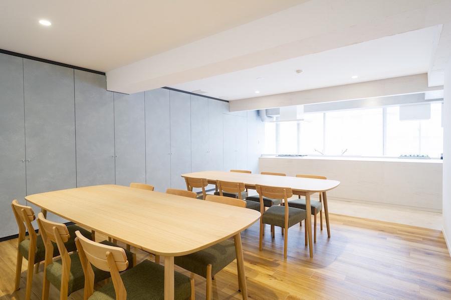 虎ノ門 レンタルキッチンスペースPatia(パティア) 貸切キッチンスペースの室内の写真