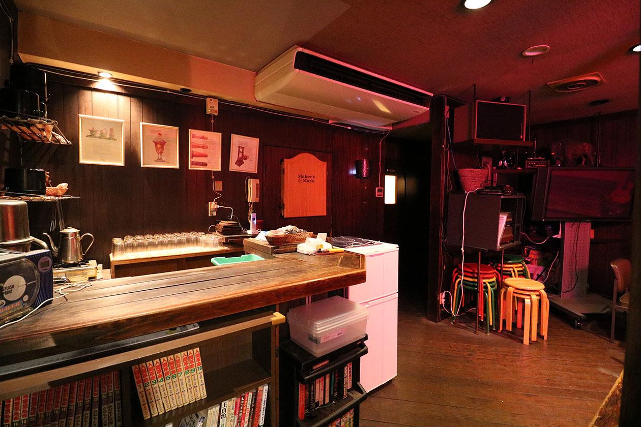 カンティーナ赤坂 2F 多目的スペースの室内の写真