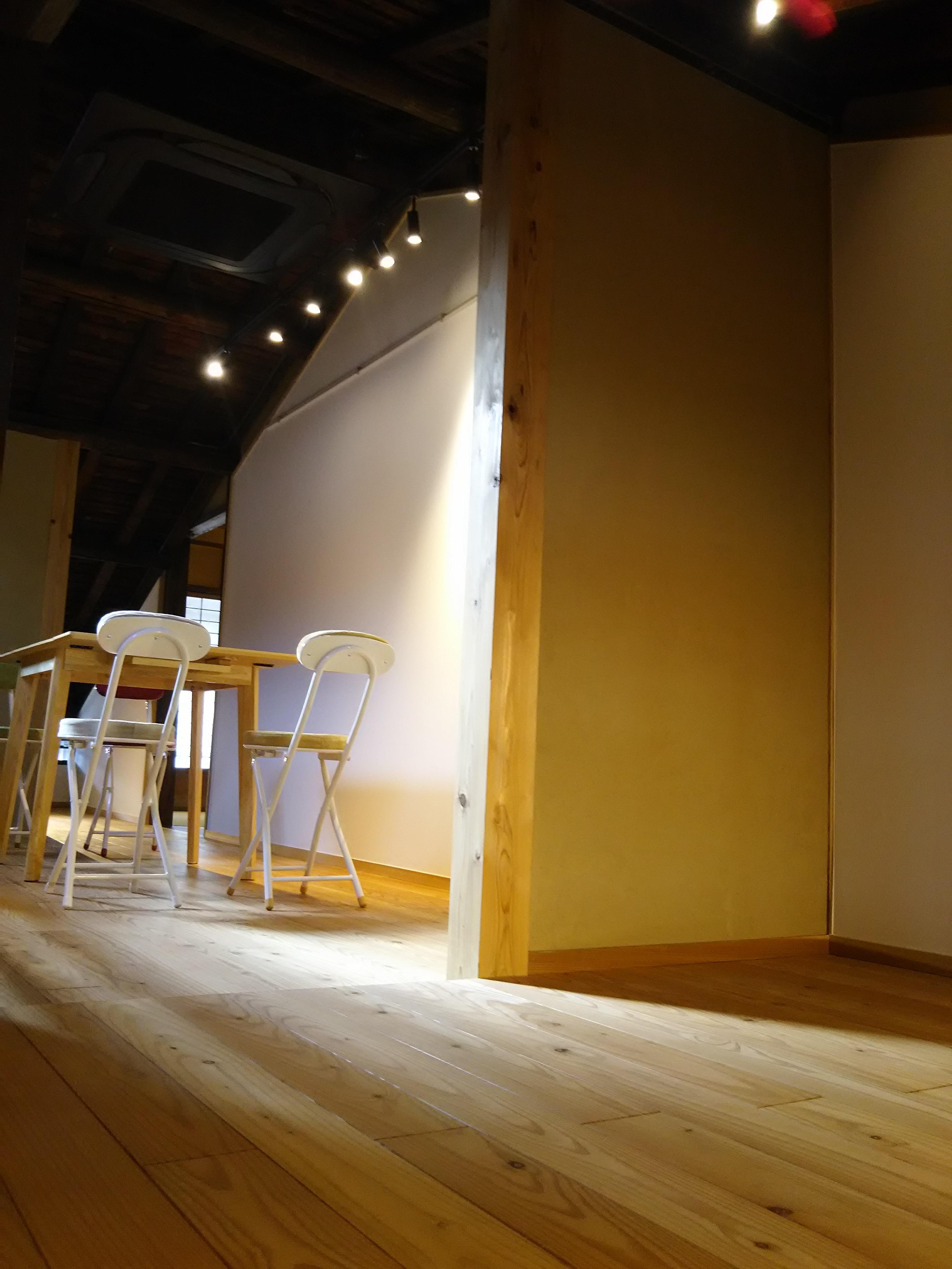 きっさこ和束レンタルスペース サロンスペース!の室内の写真