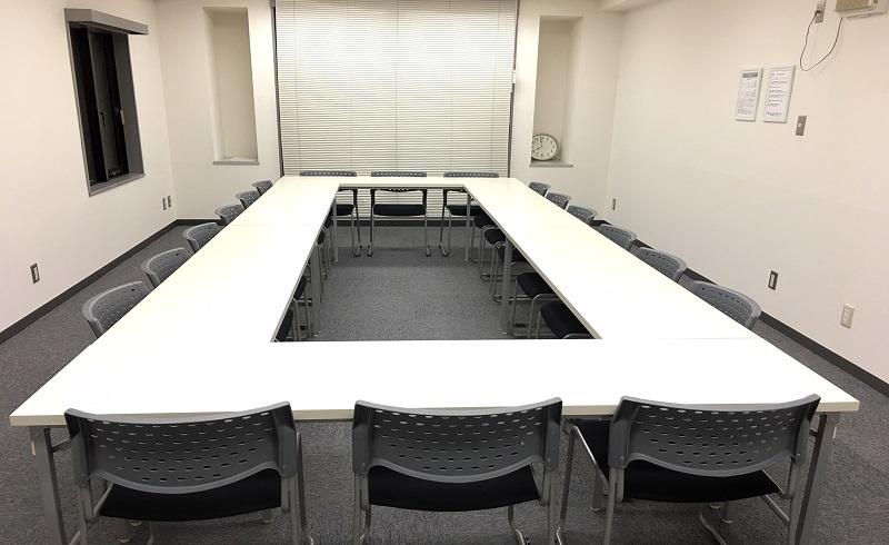 TKPスター貸会議室 芝大門 第1会議室の室内の写真