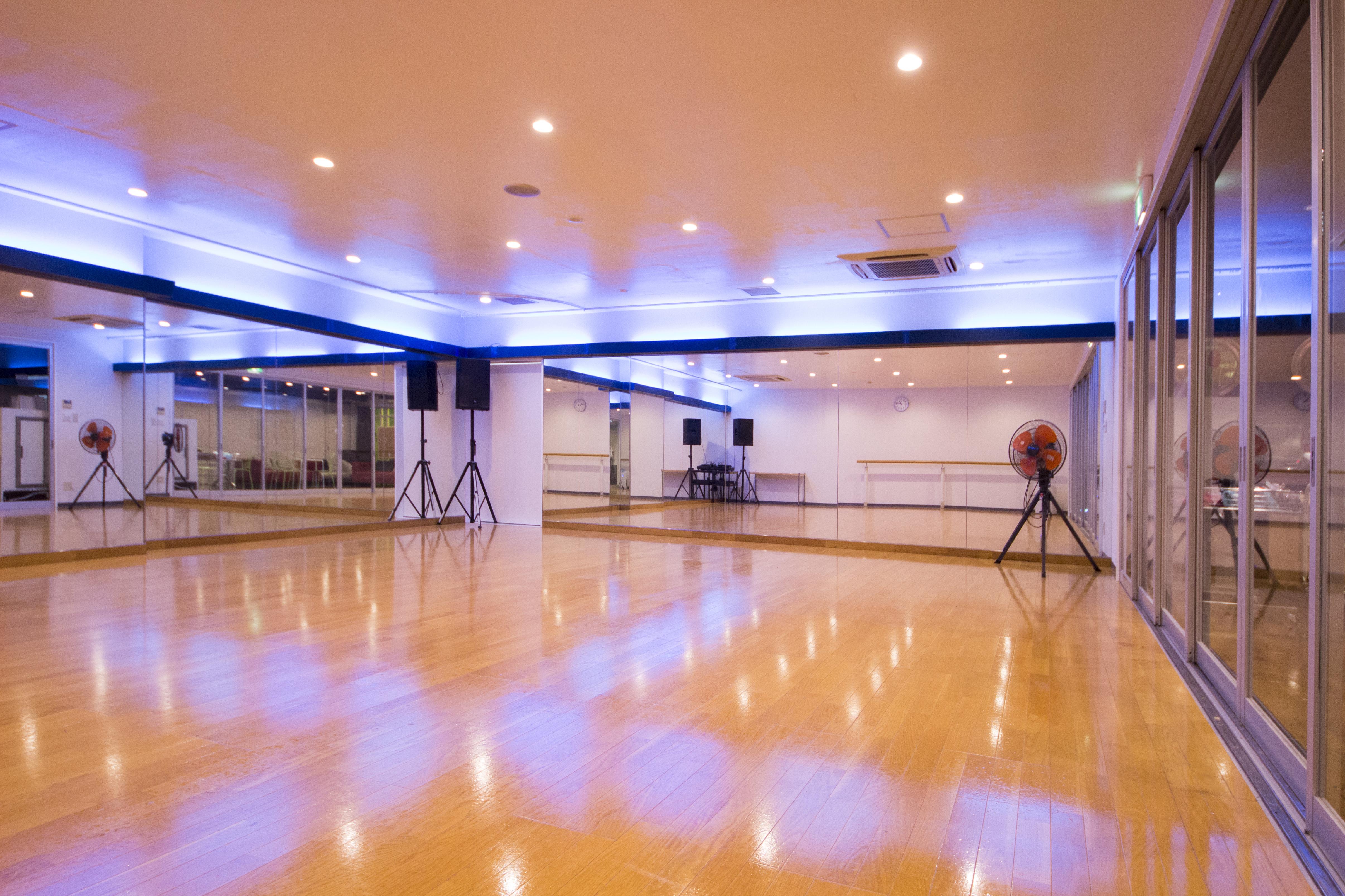 ジールスタジオ東京 Aスタジオの室内の写真